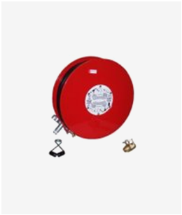 Fire Hose Reel and Hydrant
