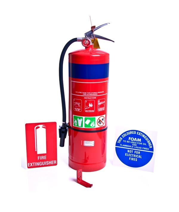 FOAM-EXTINGUISHERS